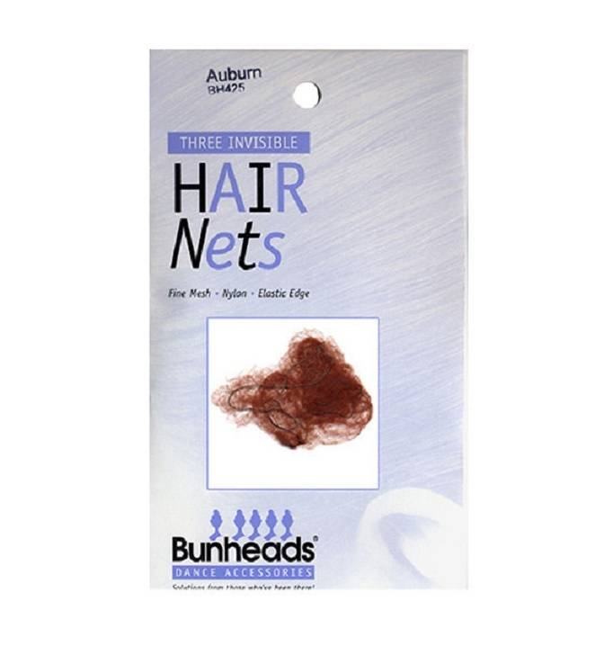 Bumheads Hair Nets Auburn Dance Plus Miami