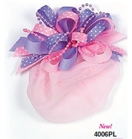 DASHA Dasha Pastel Bow With Snood