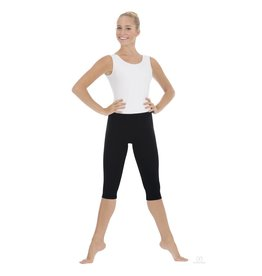 Eurotard Eurotard Cotton/Lycra Capri Leggings - Adult