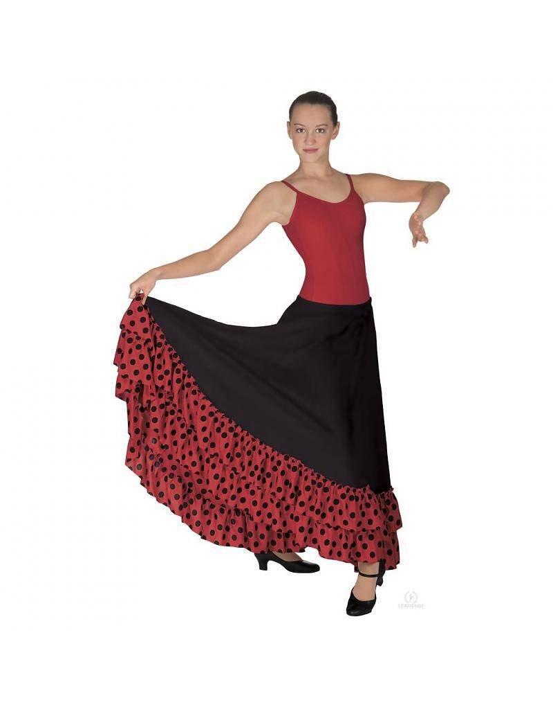 Юбки Фламенко