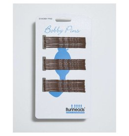 Capezio Bunheads Bobby Pins - Light Brown