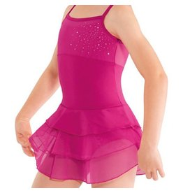 Bloch/Mirella Bloch Starburst Layered Camisole - Child