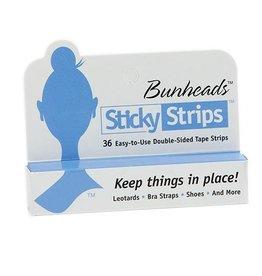 Capezio Bunheads Sticky Strips