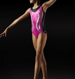 Bloch/Mirella Bloch Flame Tank Gymnastic Leotard - Child