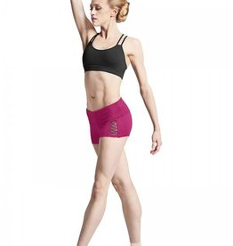 Bloch/Mirella Bloch Lace Side Shorts