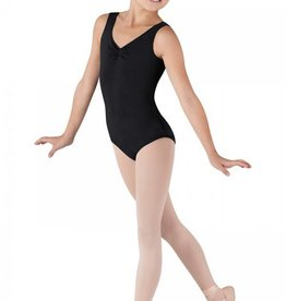 Bloch/Mirella Bloch Pinch Front Tank - Child