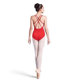 Bloch/Mirella Bloch Side Ladder Cami Leotard - Adult