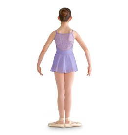 Bloch/Mirella Bloch Vine Cami Skirted Leotard - Child