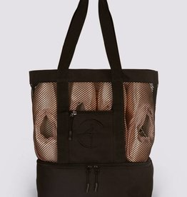 Wear Moi Large Mesh Tote BLK