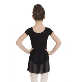 Capezio E Short Sleeve  with bow