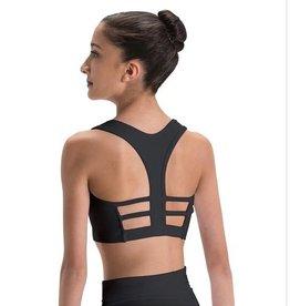 Motionwear Racer 3-strap bra