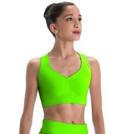 Motionwear Racer 3-strap bra (kids)