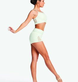 Capezio Lace panel Short
