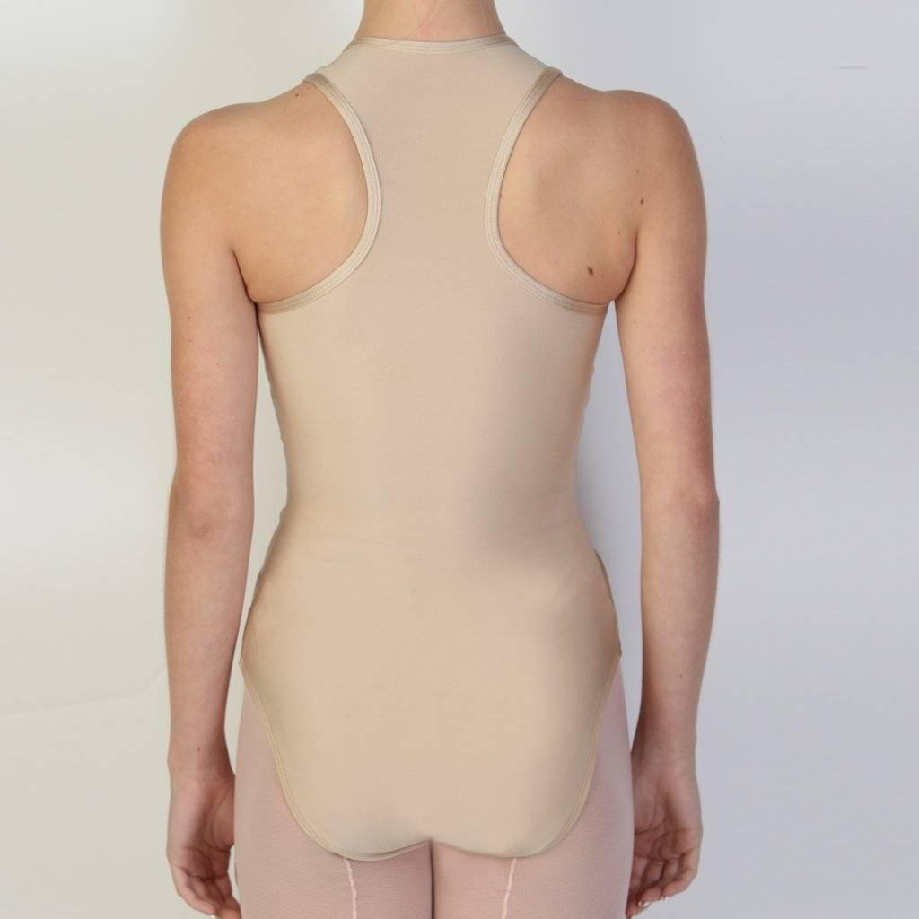 Bullet Pointe Ballet Apparel Bullet Pt. Contour Zip