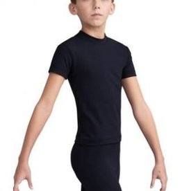 Capezio Boys Fitted Crew