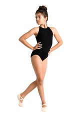 Danshūz Cutaway halter leotard (child)