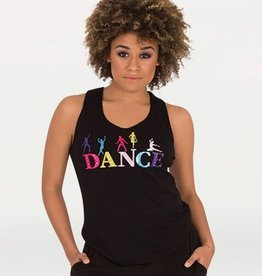 Bodywrappers 7341 Dance Tee