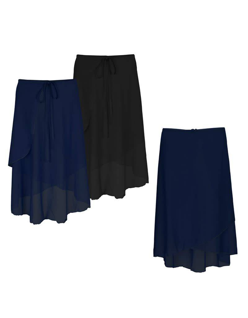 Suffolk 1011A Long Wrap Skirt