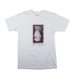 welcome skateboards Welcome - roses tee