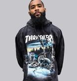 thrasher Thrasher - wolves hoody