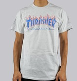 thrasher Thrasher - patriot flame tee