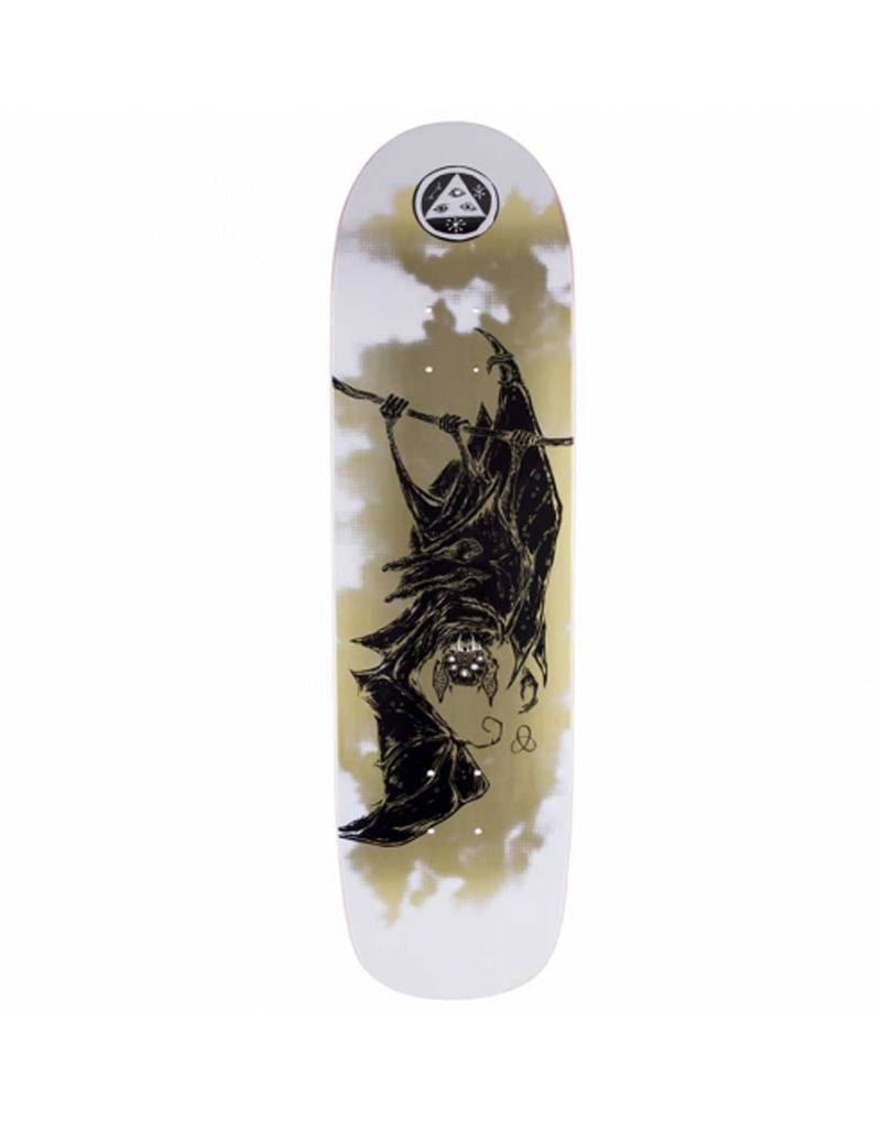 welcome skateboards infinitely batty on son of planchette deck