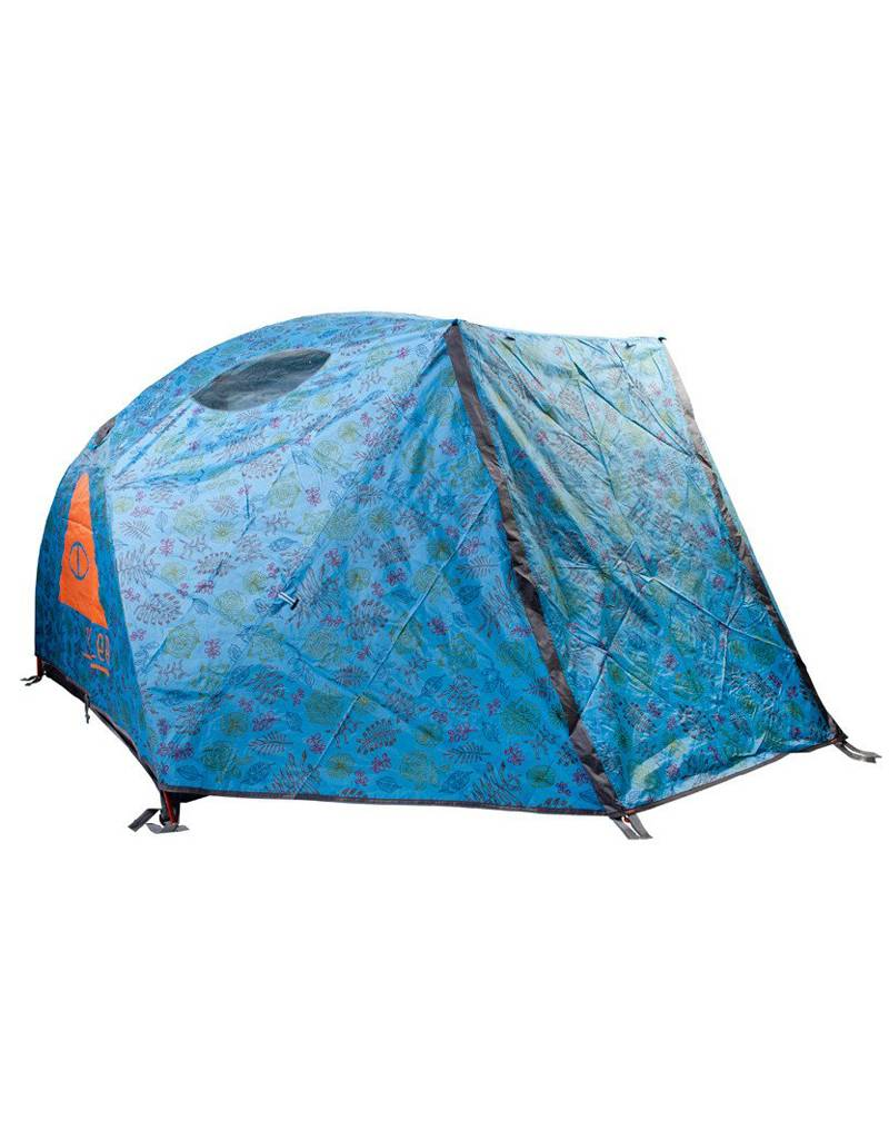 ... poler stuff Poler Stuff- two man tent  sc 1 st  RideFourEver & Poler Stuff - Two man tent orange brotanical blue - RideFourEver