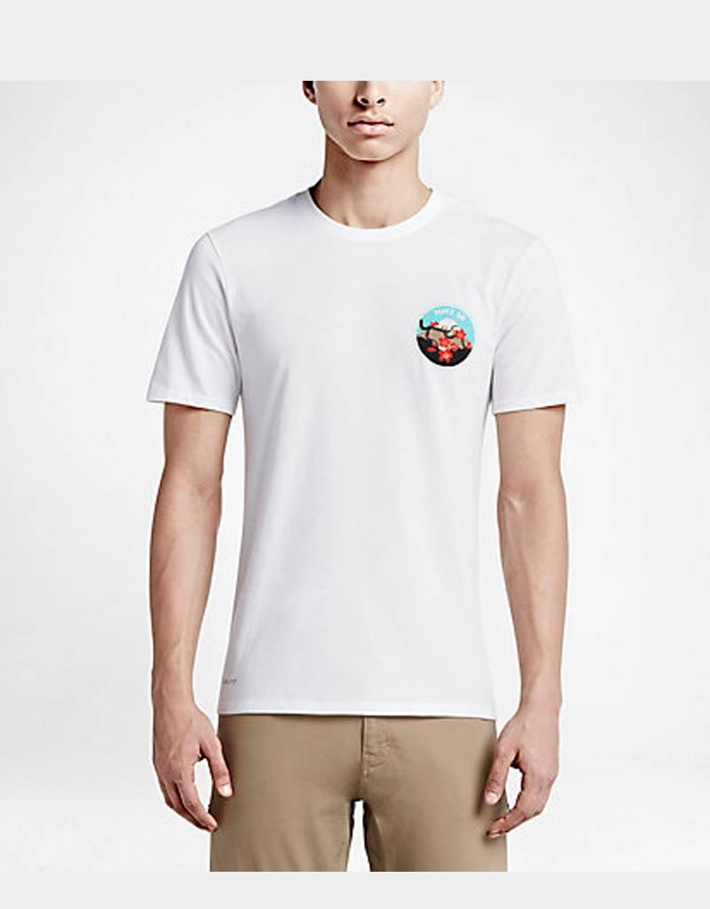 nike sb Nike SB - qs sb cherry blossom tee