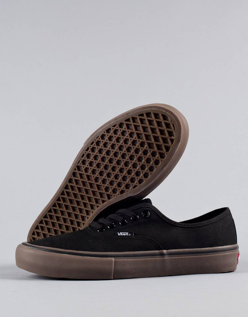 vans authentic pro grey