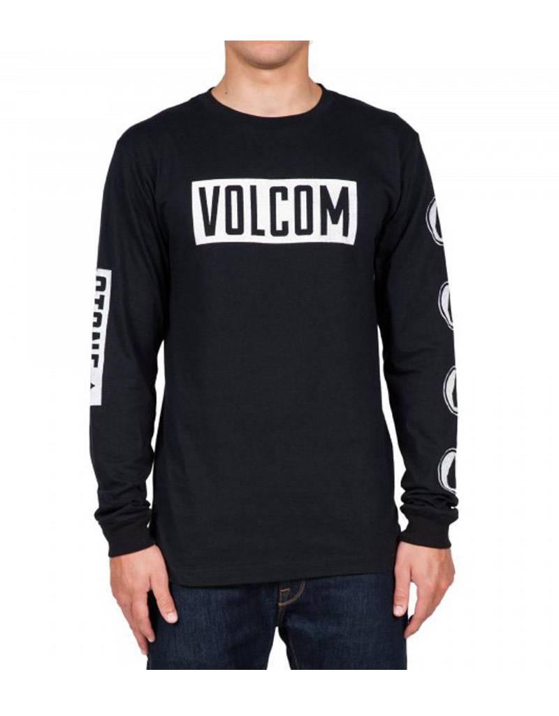 volcom Volcom - knock ls tee