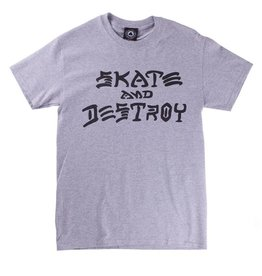 thrasher Thrasher - skate and destroy tee