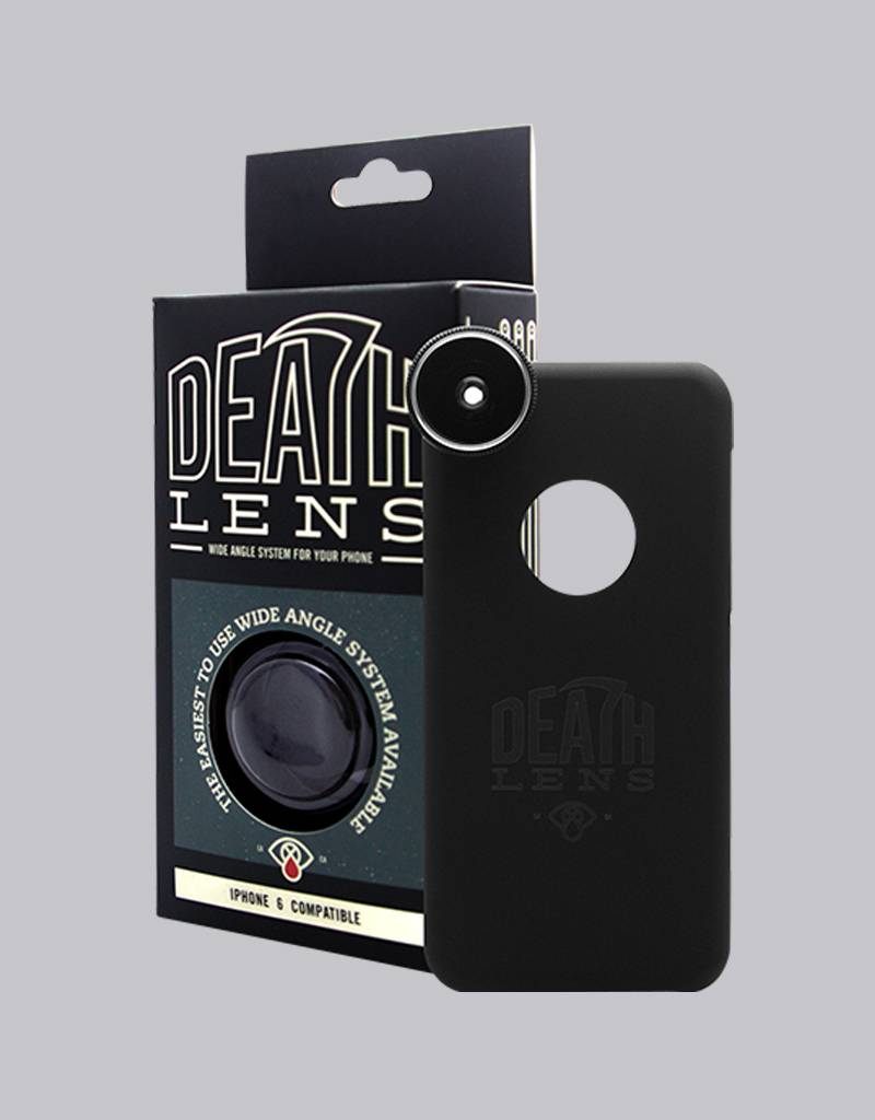 death lens Death Lens - iphone 6 wide angle lens