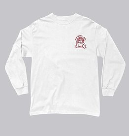 the quiet life Quiet Life - smoking girl long sleeve tee