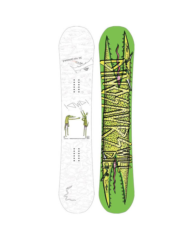 dinosaurs will die dinosaurs will die - 2015 genovese snowboard