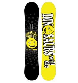 dinosaurs will die dinosaurs will die - 2014 genovese snowboard