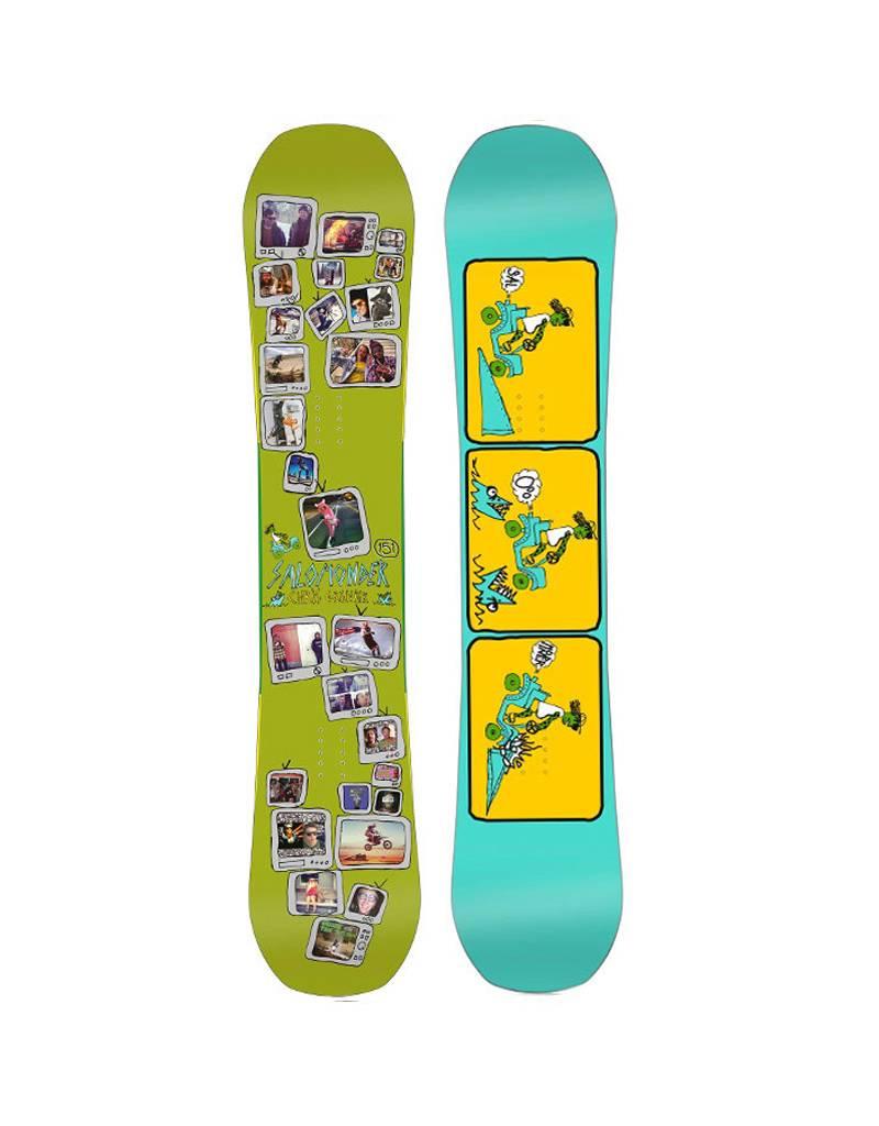 salomon Salomon - 2015 salamonder snowboard