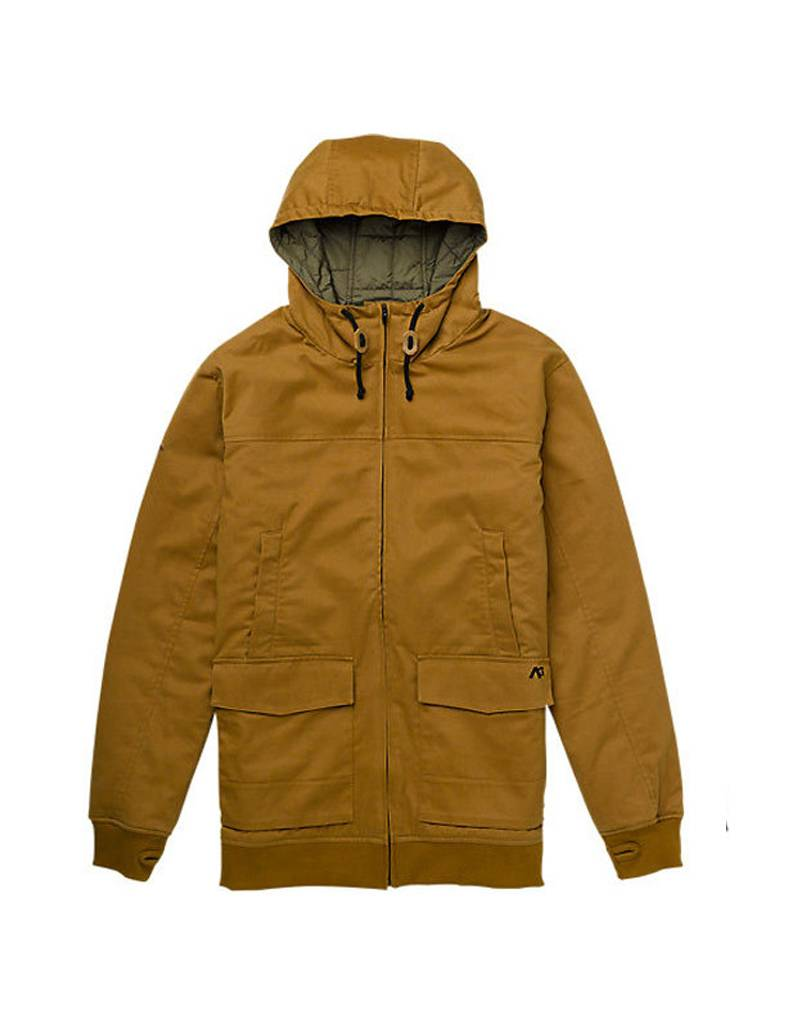 analog snowboarding Analog Snowboarding - atf condition full zip jacket
