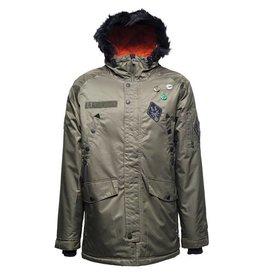l1 L1 - 2015 grimey jacket