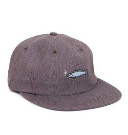 the good worth The Good Worth - fish strapback hat