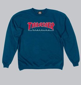 thrasher Thrasher - outlined crewneck