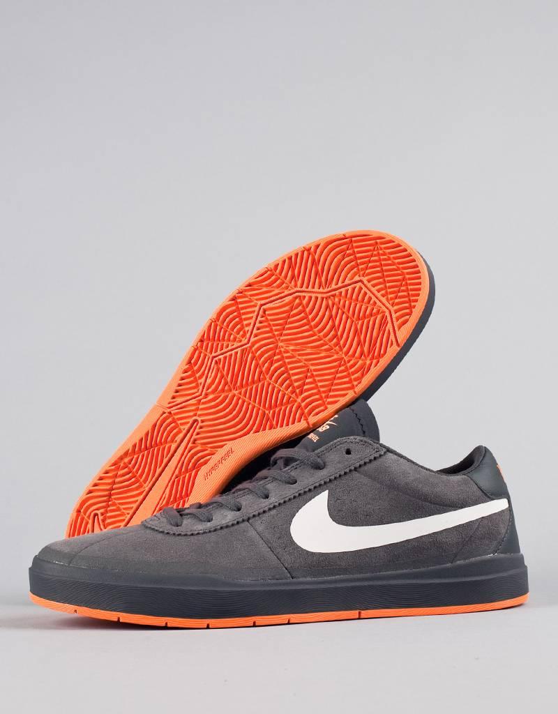nike sb bruin orange black