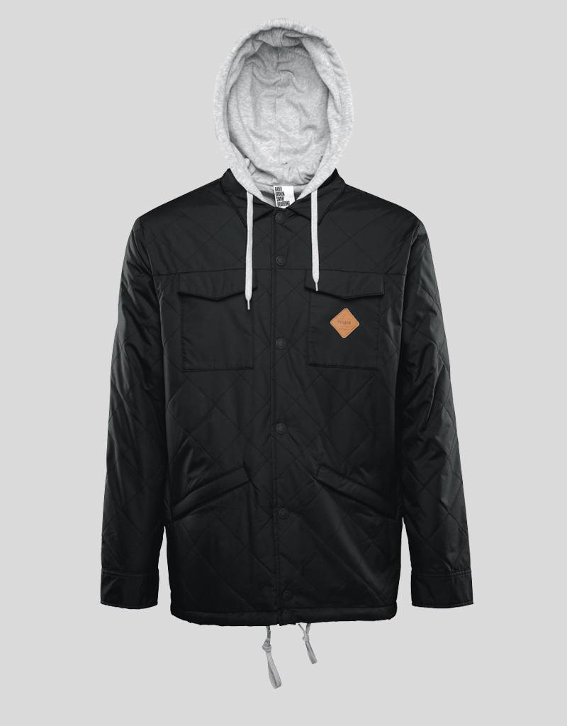 Thirty-two Thirty Two - myder hooded jacket