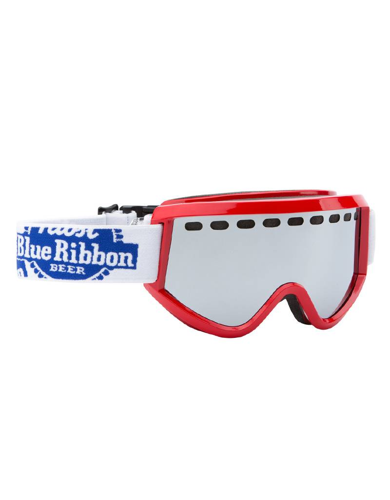 airblaster Airblaster - red pbr goggle