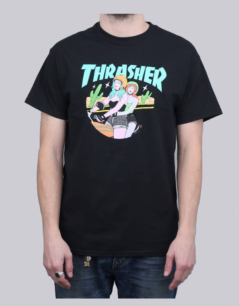 thrasher Thrasher - babes tee