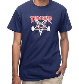thrasher Thrasher - sk8goat two tone tee