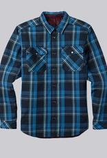analog snowboarding Analog - variant flannel reversible jacket