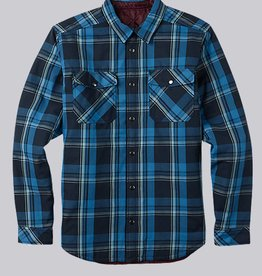 analog snowboarding Analog - variant flannel reversible jacket