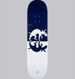 polar Polar - boserio sneaking dog white deck