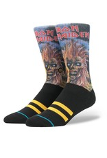 stance Stance - iron maiden sock