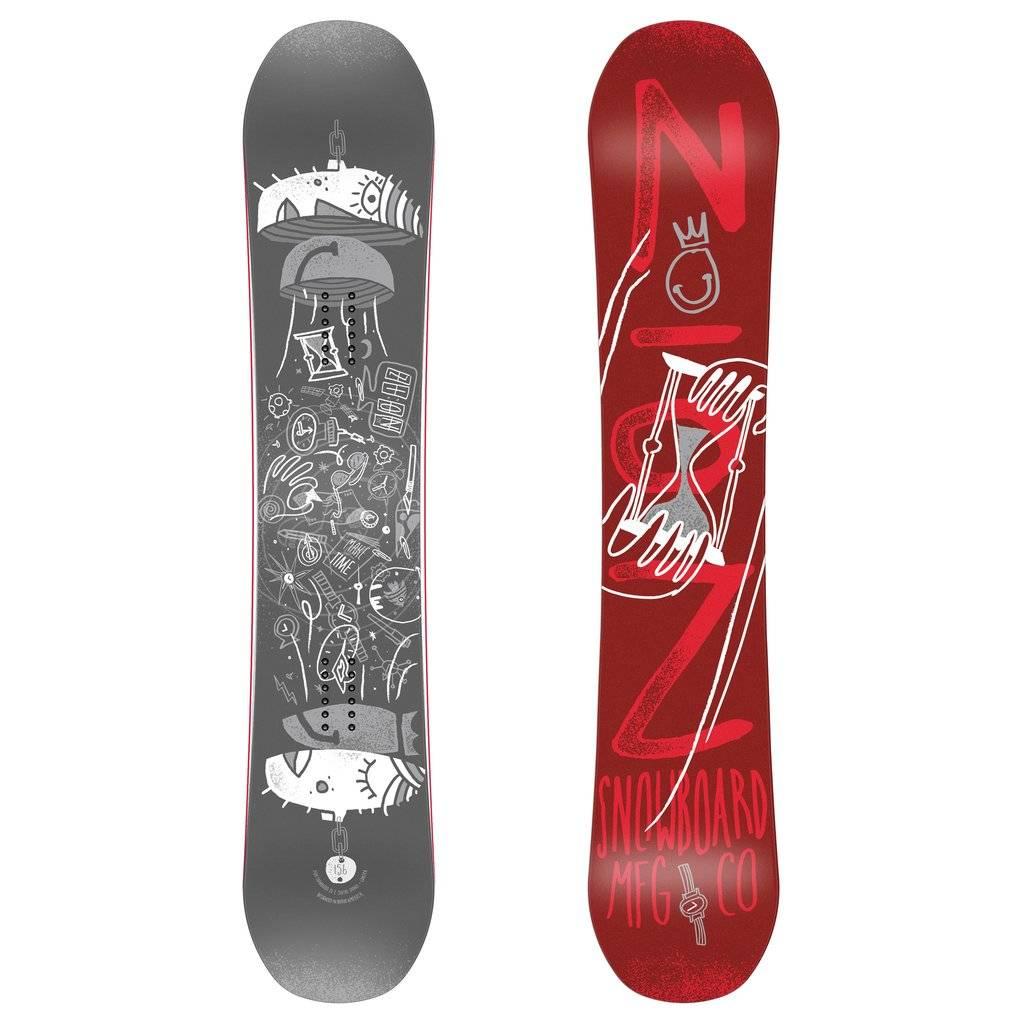 zion snowboards Zion - contra snowboard